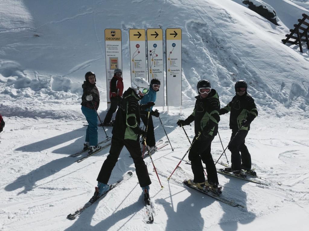 Skitag 2016 Silvretta Montafon