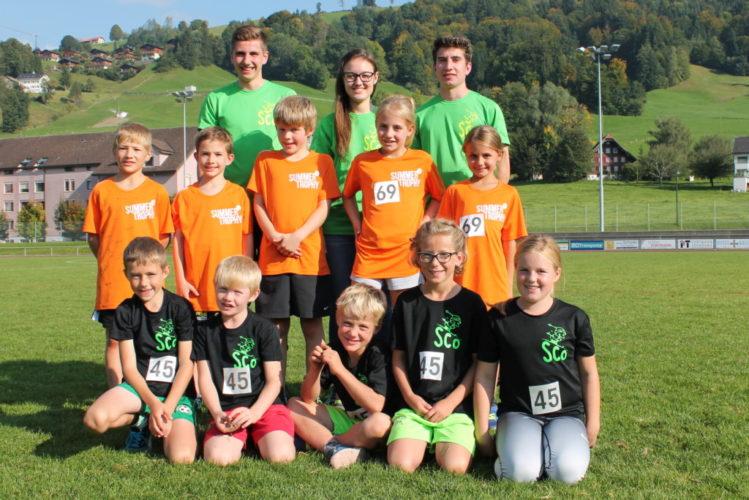 Summer Trophy Finale in Schüpfheim 24.09.2017
