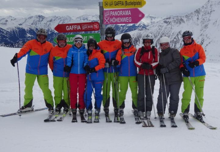 Skitag Sonntag 11. März 2018