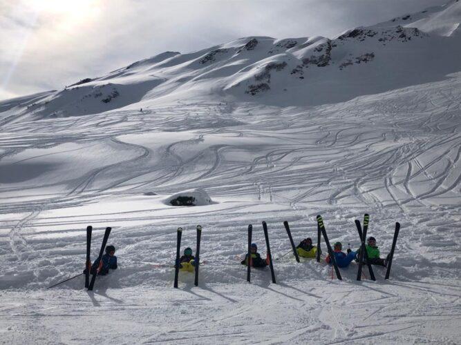 Skitag Elm 8.3.2020