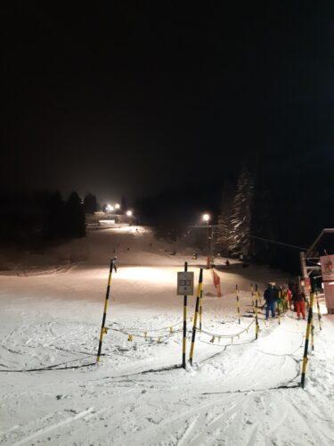 Nachtskifahren Tanzboden 12.2.2021